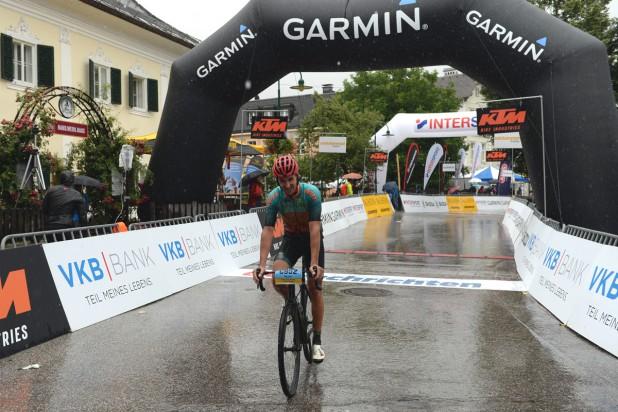 Der Sieger des Cyclocross-Marathon 2019 (Foto: Joachim Gamsjäger)