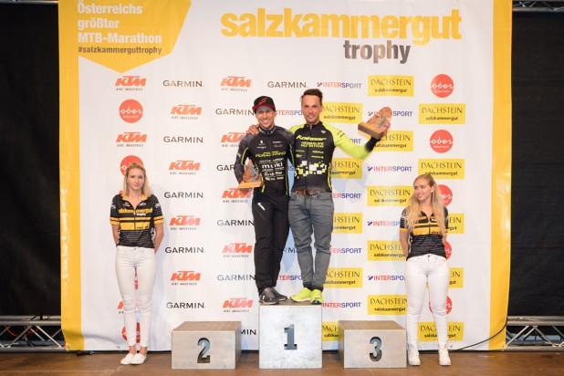 Wolfgang Krenn gewinnt die D-Strecke (Foto: Joachim Gamsjäger)