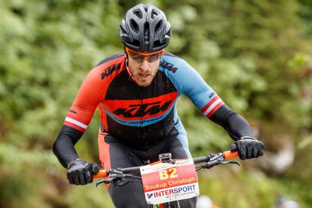 Christoph Soukup (AUT) - Sieger Salzkammergut Trophy 2019 - Strecke B (Foto: Erwin Haiden)