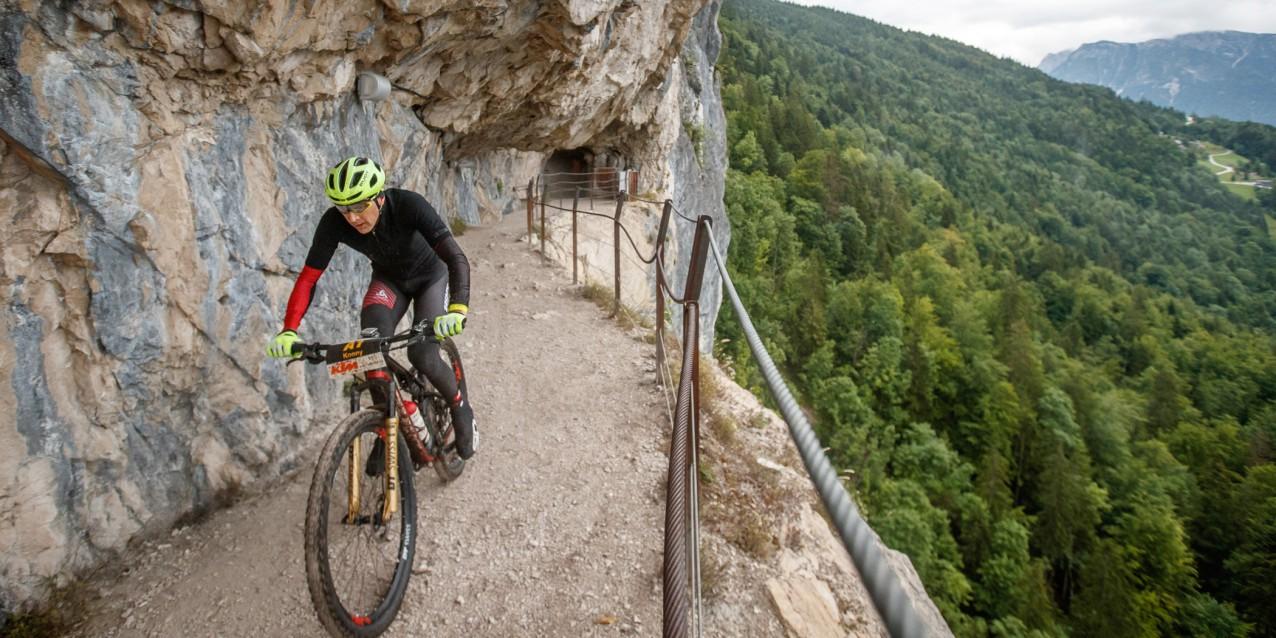 Konny Looser (SUI) - Sieger Salzkammergut Trophy 2019 - 210 km Extremdistanz (Foto: Erwin Haiden)