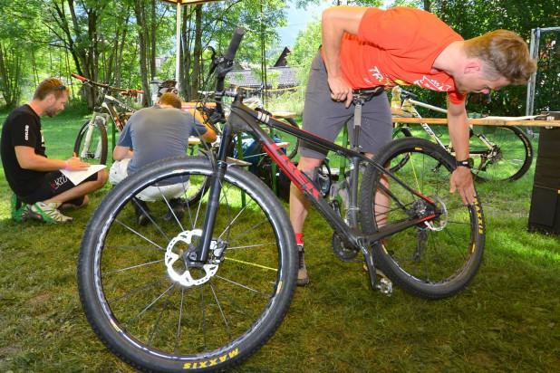 Specialized und SCOTT sind die beliebtesten Bike-Marken