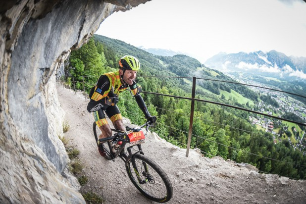 Sander Vonk (NED) - 10. Platz Salzkammergut Trophy 2019 - M30 Strecke B (Foto: sportograf.de)