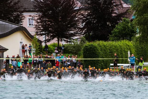 Wolfgangsee Challenge (Foto: Karl Steinegger)