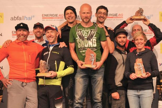 Siegerehrung Gemeindemeisterschaften Teamwertung - Salzkammergut Trophy 2019 (Foto: Rudi Knoll)