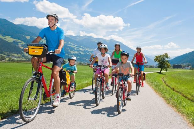 Radtour im Salzkammergut (Foto: Euroaktiv)