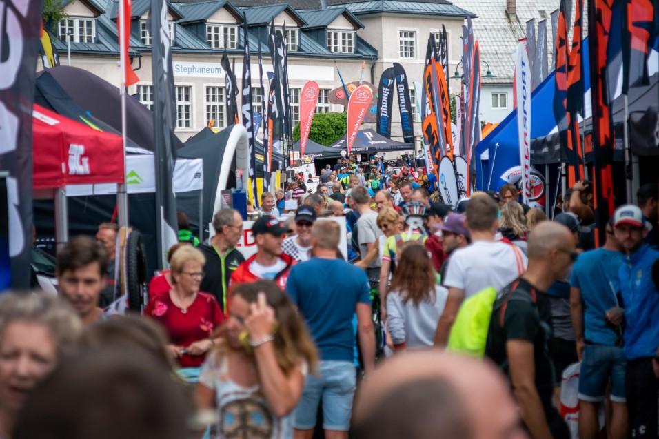 Salzkammergut Trophy - Bike Messe (Foto: Christoph Oberschneider)