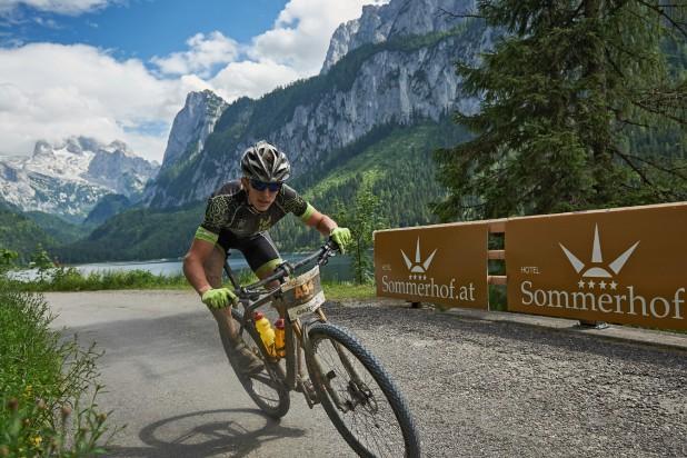 Salzkammergut Trophy 2016 – Dachstein mit Gosausee (Foto: Martin Bihounek)