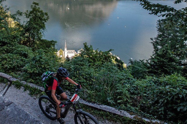 Salzkammergut Mountainbike Trophy 2020 - Salzberg Hallstatt (Foto: Erwin Haiden)