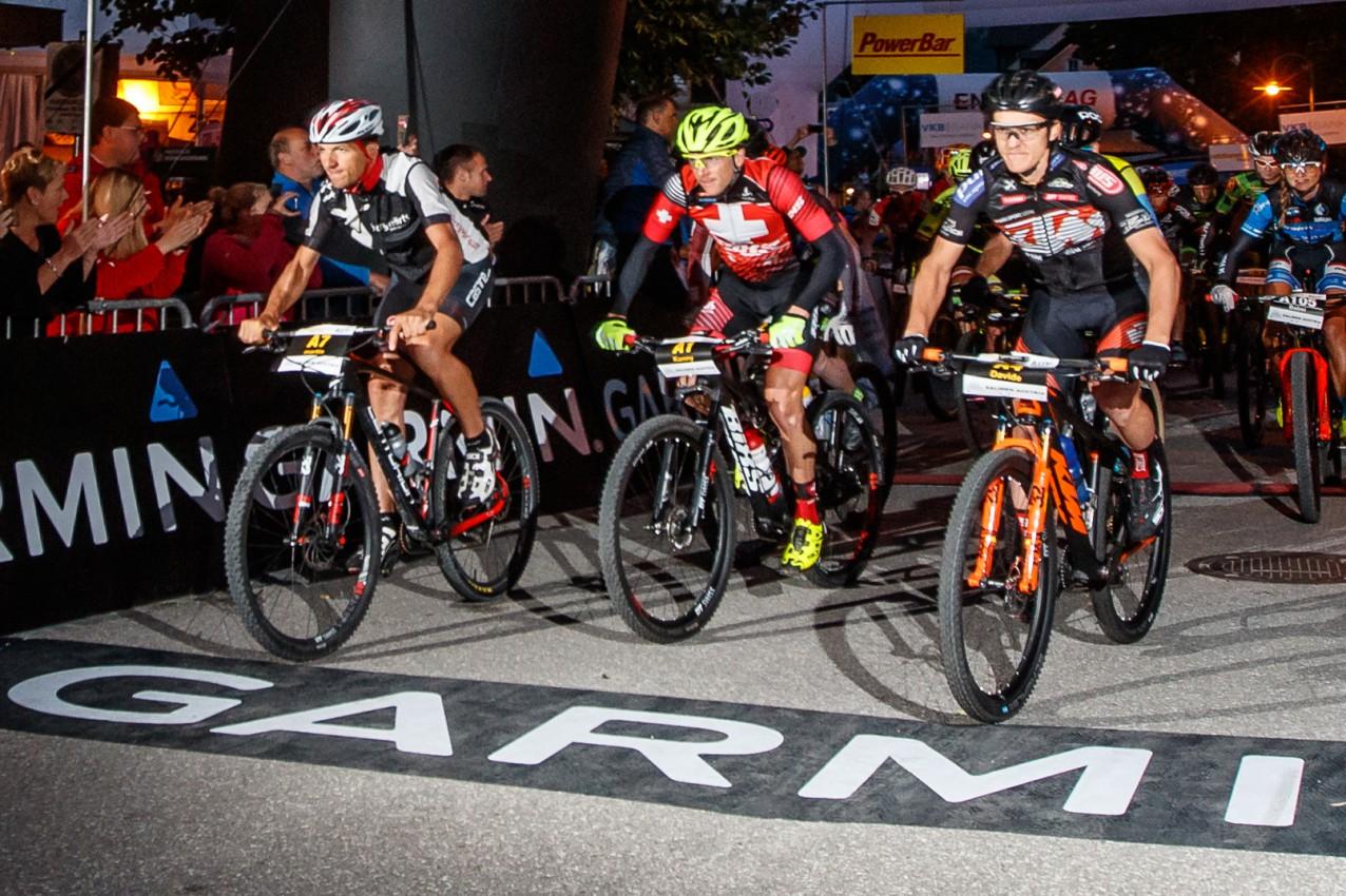 Start Salzkammergut Trophy 2018 - A-Strecke (Foto: Erwin Haiden)