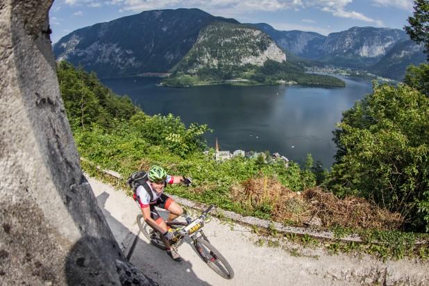 Salzkammergut Mountainbike Trophy - Salzberg Hallstatt (Foto: Erwin Haiden)