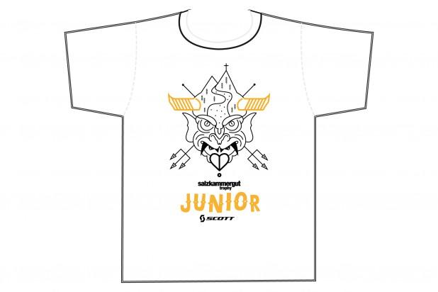Junior T-Shirt 2021 weiss