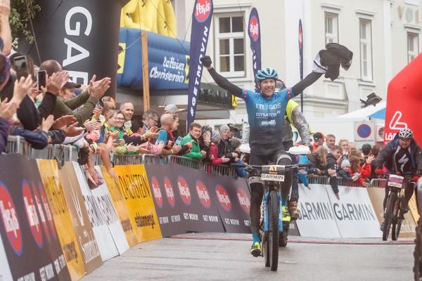 Sieger Strecke A - Konny Looser (Foto: Erwin Haiden)