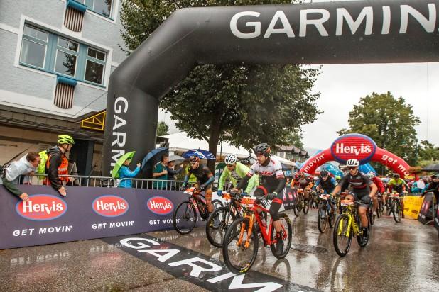 Salzkammergut Trophy 2021 - Start Strecke A (Foto: Erwin Haiden)