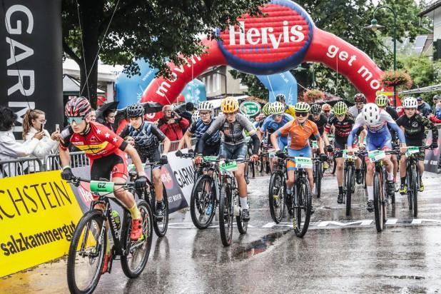 Salzkammergut Trophy 2021 - Start Strecke G (Foto: sportograf)